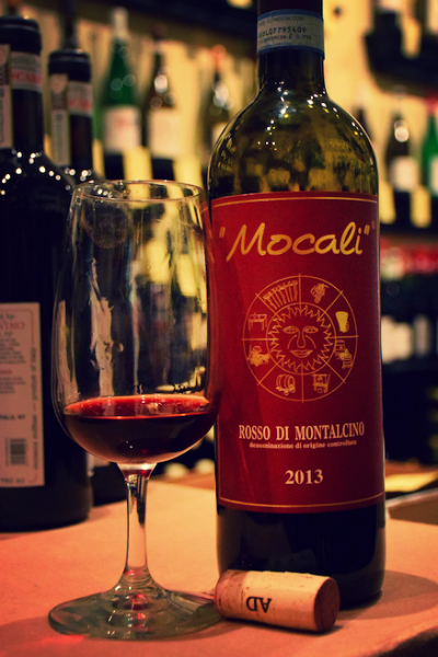 Mocali Rosso 2013: Yeah, it's good...