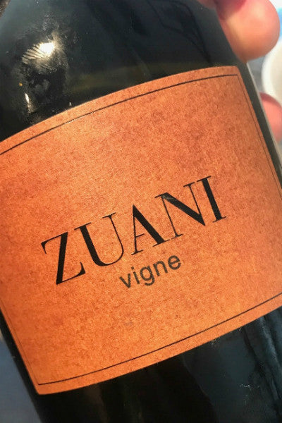 ZUANI Bianco 'Vigne Zuani' 2016: A White for the Cellar (or Now)