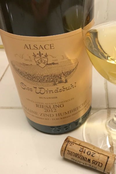 Super Deal from an Alsace Legend