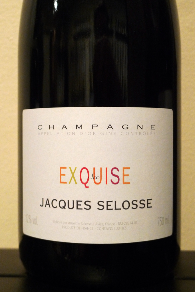 Jacques Selosse Exquise Sec NV, France-Champagne-Sparkling, Selosse, Jacques - MCF Rare Wine