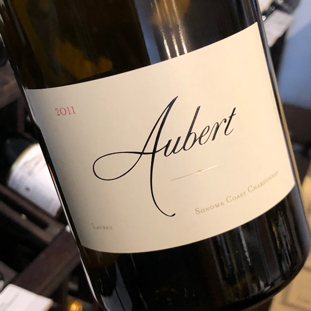 Aubert Chardonnay Lauren Sonoma Coast 2011 1.5L, USA-California-White, MCF Rare Wine - MCF Rare Wine