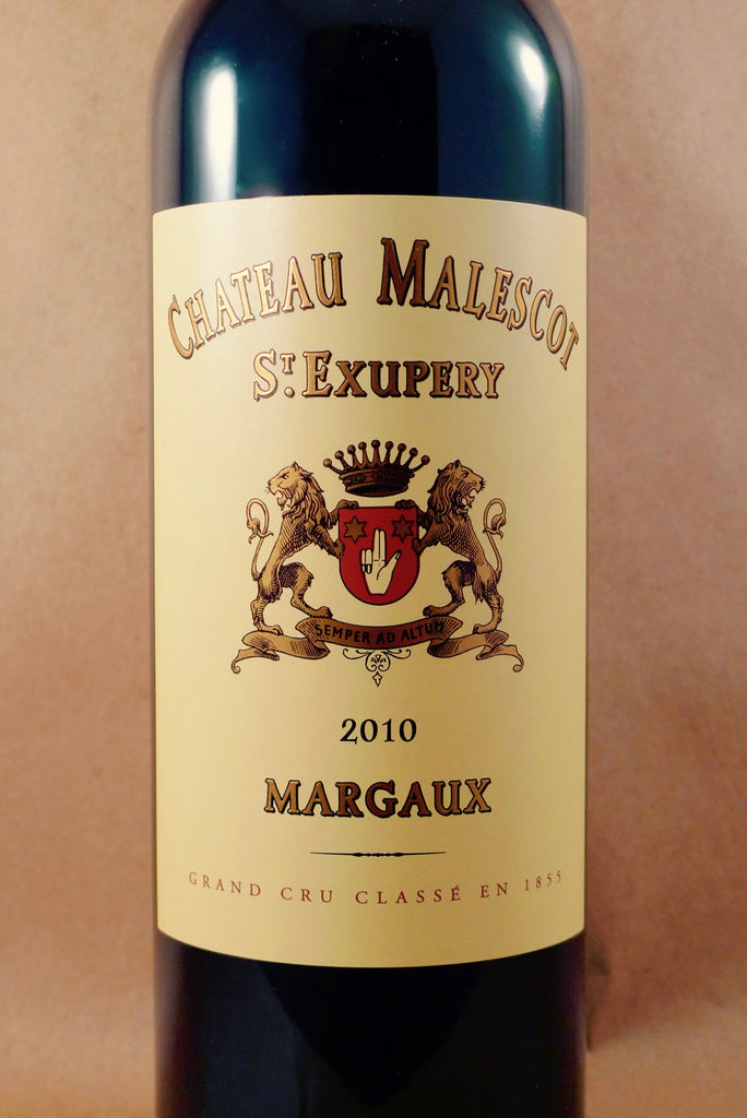 Malescot Saint Exupery Margaux 2010, France-Bordeaux-Red, Malescot Saint-Exupery, Chateau - MCF Rare Wine