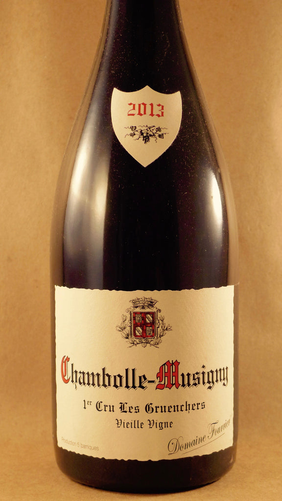 Domaine Fourrier Chambolle-Musigny Les Greunchers 2013, France-Burgundy-Red, Fourrier, Domaine - MCF Rare Wine