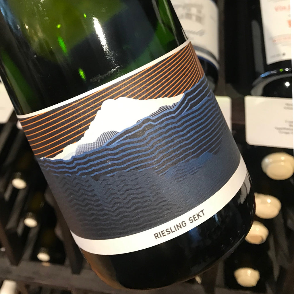 Chateau Deluxe Riesling Sekt NV, USA-Oregon-Sparkling, Chateau Deluxe - MCF Rare Wine