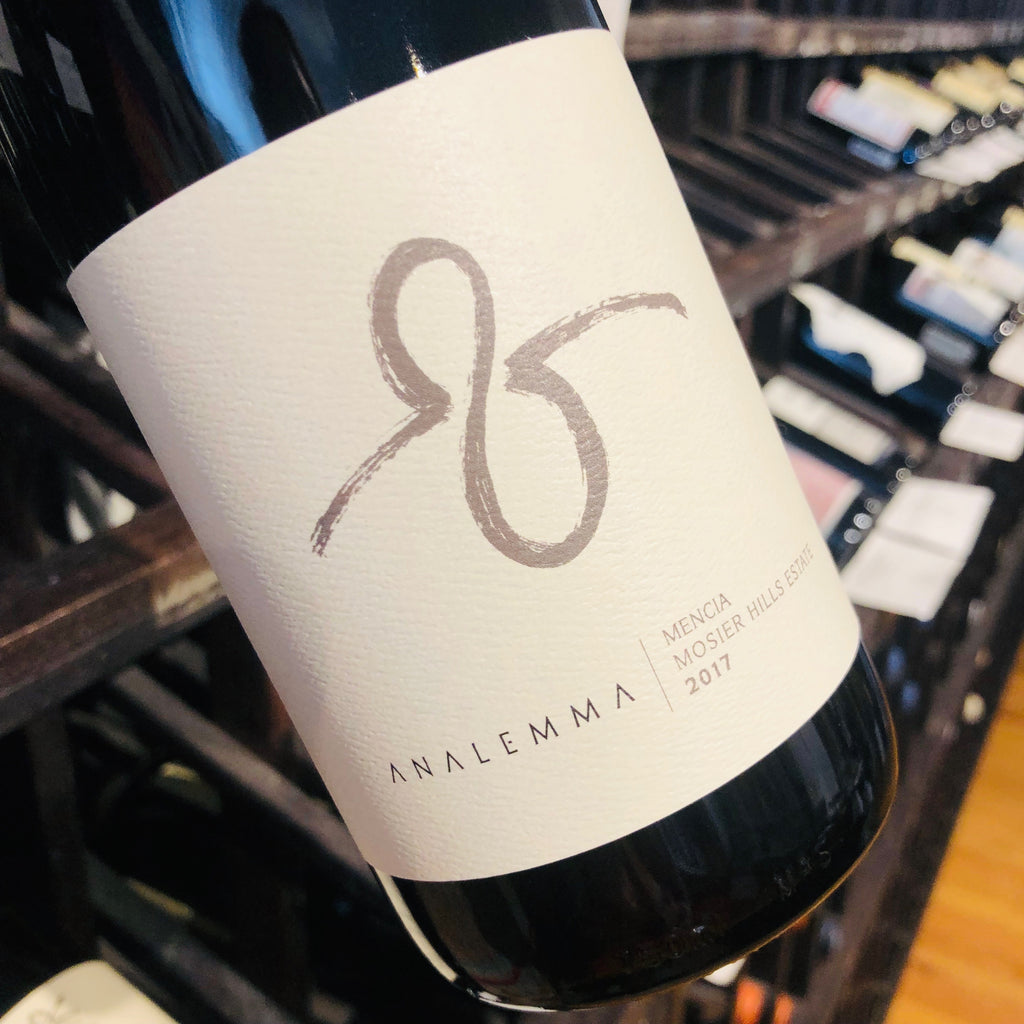 Analemma Mencia Mosier Hills 2017, USA-Oregon-Red, Analemma - MCF Rare Wine