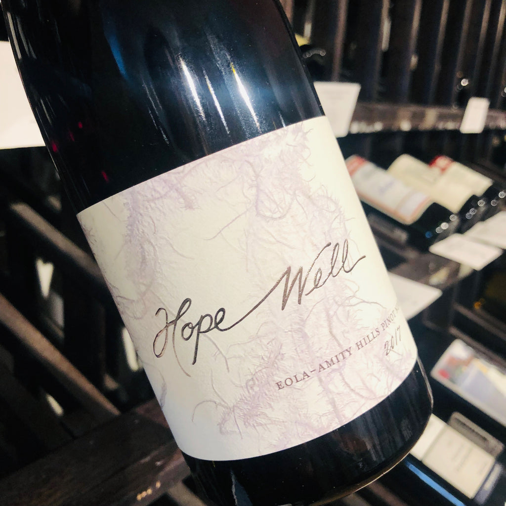 Hope Well Pinot Noir Eola Amity 2017