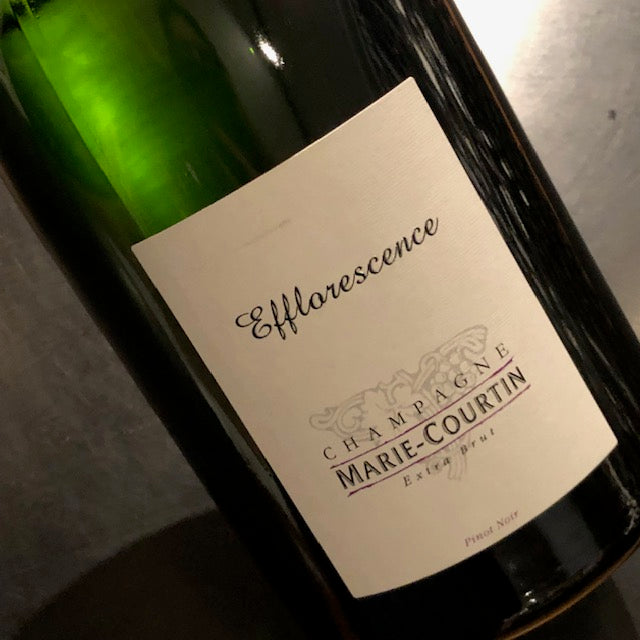 Marie Courtin Extra Brut Efflorescence 2013 1.5L (disg 1/2018)