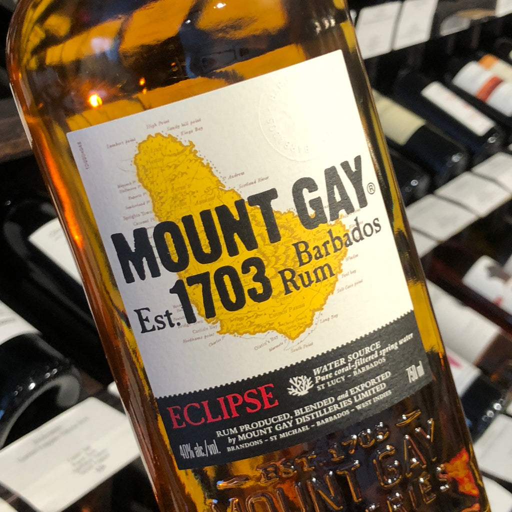 Mount Gay Eclipse Rum, Rum-Mexico, Mount Gay - MCF Rare Wine