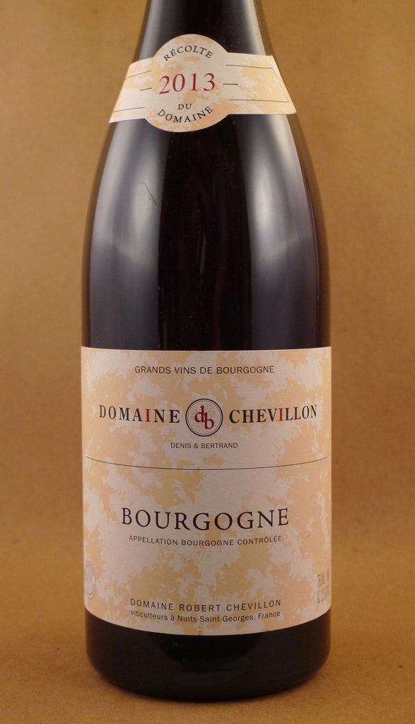 Robert Chevillon Bourgogne Rouge 2013, France-Burgundy-Red, Chevillon, Robert - MCF Rare Wine