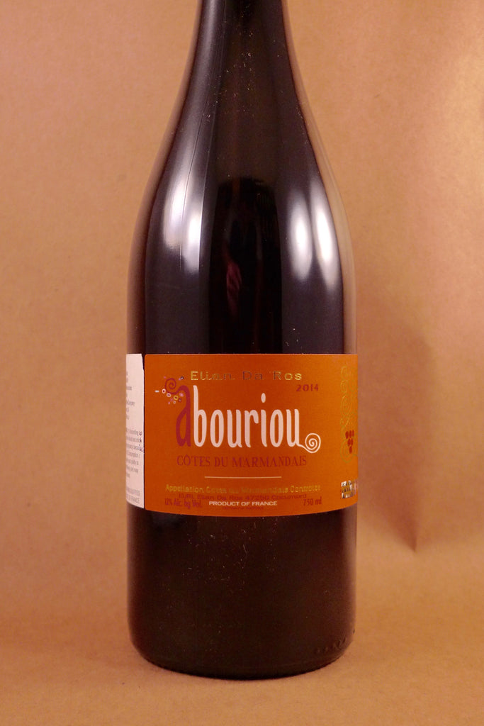 Elian Da Ros Abouriou 2014, France-Sud Ouest-Red, Elian Da Ros - MCF Rare Wine
