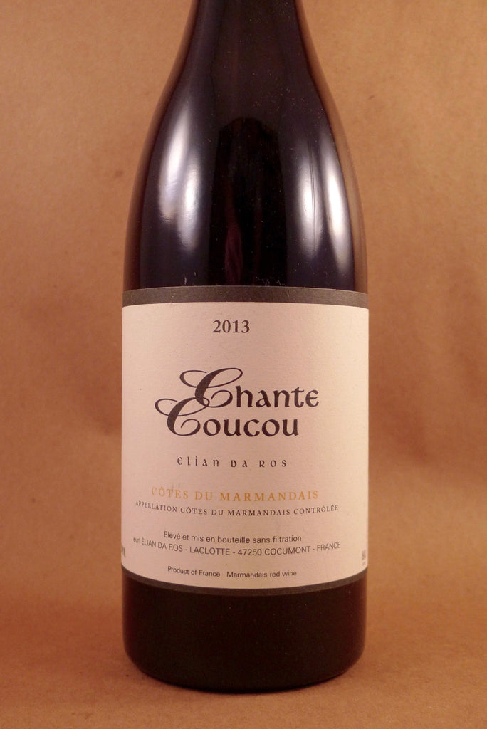 Elian Da Ros Chante Coucou 2013, France-Sud Ouest-Red, Elian Da Ros - MCF Rare Wine