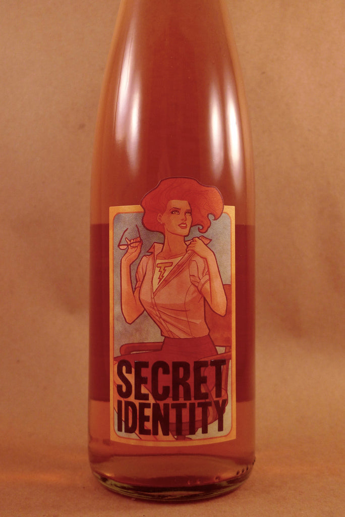 Iconic Secret Identity Rose 2015, USA-California-Rose, Iconic - MCF Rare Wine