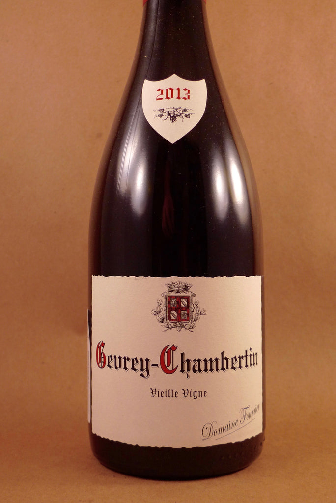 Domaine Fourrier Gevrey Chambertin Vieilles Vignes 2013, France-Burgundy-Red, Fourrier, Domaine - MCF Rare Wine