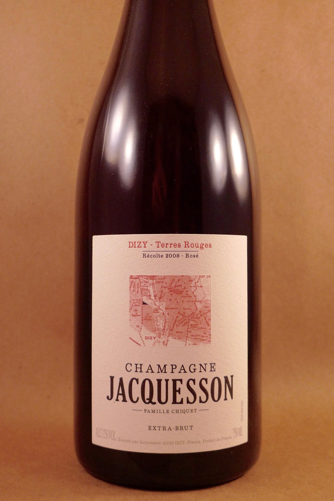 Jacquesson Extra Brut Rose Dizy Terres Rouges 2008, France-Champagne-Sparkling, Jacquesson (Champagne) - MCF Rare Wine