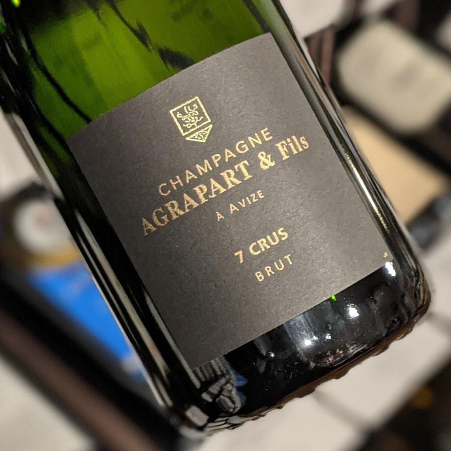Agrapart Brut 7 Crus NV France-Champagne-Sparkling Agrapart & Fils - MCF Rare Wine