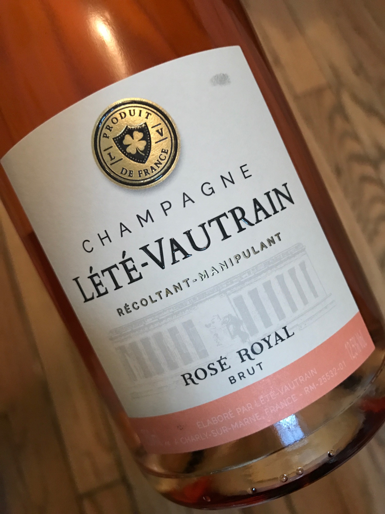 Lete-Vautrain Brut Rose Royal NV