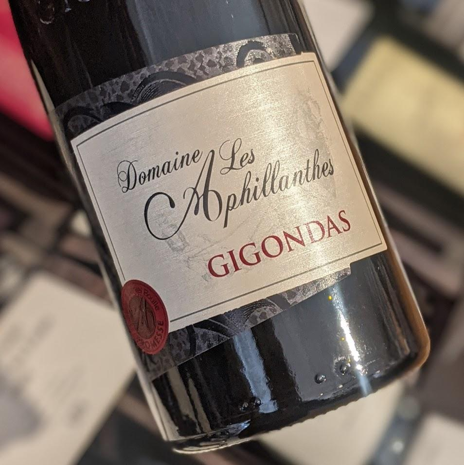 Domaine Les Aphillanthes Gigondas Promesse 2015 France-Rhone-Red MCF Rare Wine - MCF Rare Wine