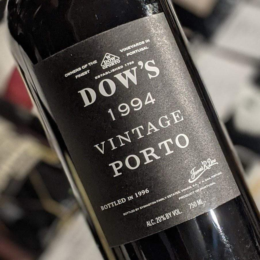 Dow Port 1994 Portugal-Port-Fortified MCF Rare Wine - MCF Rare Wine