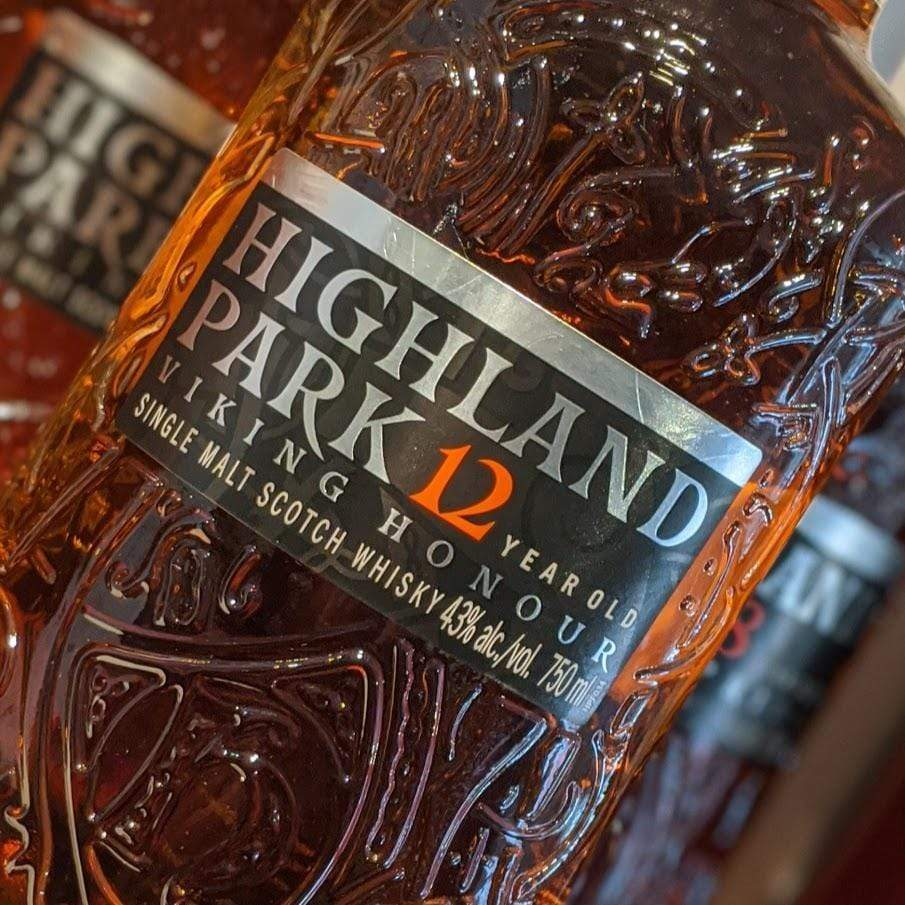 Highland Park 12yr Whiskey-Scotland-Single Malt Highland Park - MCF Rare Wine