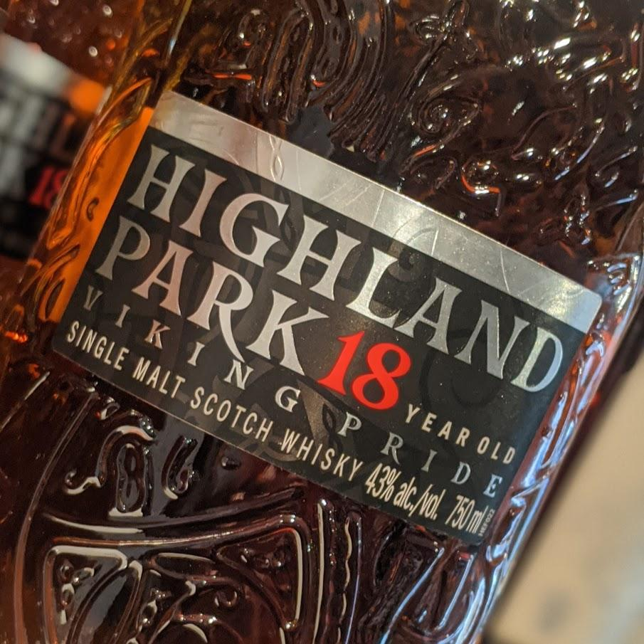Highland Park 18yr Whiskey-Scotland-Single Malt Highland Park - MCF Rare Wine