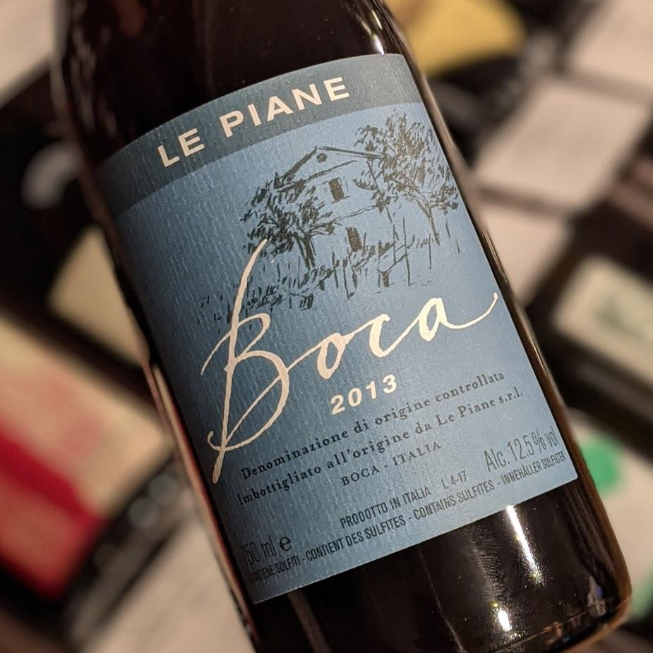 Le Piane Boca 2013 Italy-Piedmont-Red Le Piane - MCF Rare Wine