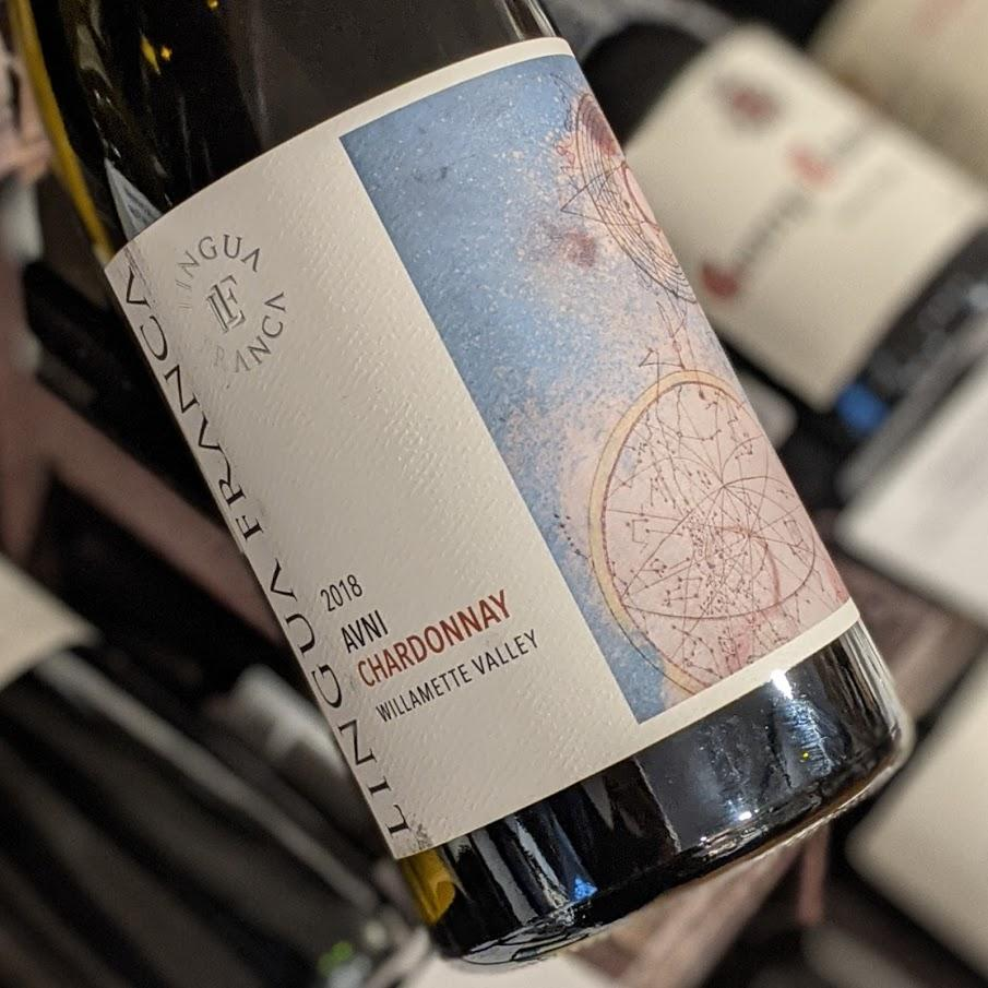 Lingua Franca Chardonnay Avni Willamette Valley 2018 USA-Oregon-White Lingua Franca - MCF Rare Wine