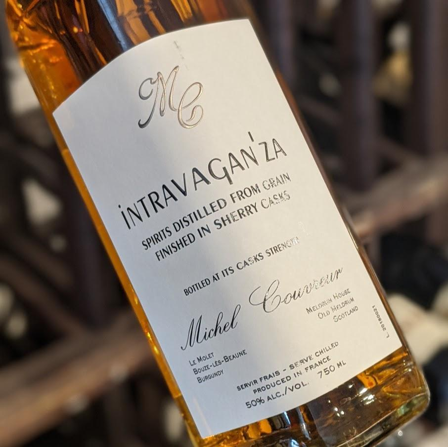 Michel Couvreur Intravagan'za Whiskey-France Couvreur, Michel - MCF Rare Wine