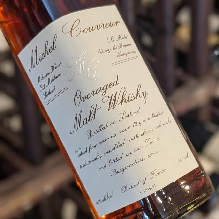 Michel Couvreur Overaged Malt Whisky 12yr Whiskey-France Couvreur, Michel - MCF Rare Wine