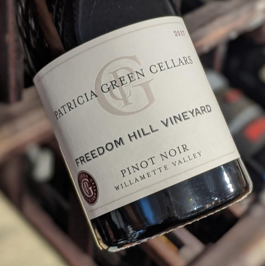 Patricia Green Pinot Noir Freedom Hill Willamette Valley 2017 375ml USA-Oregon-Red Patricia Green - MCF Rare Wine