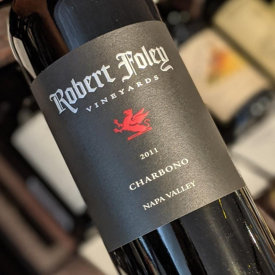 Robert Foley Charbono 2011 USA-California-Red Foley, Robert - MCF Rare Wine