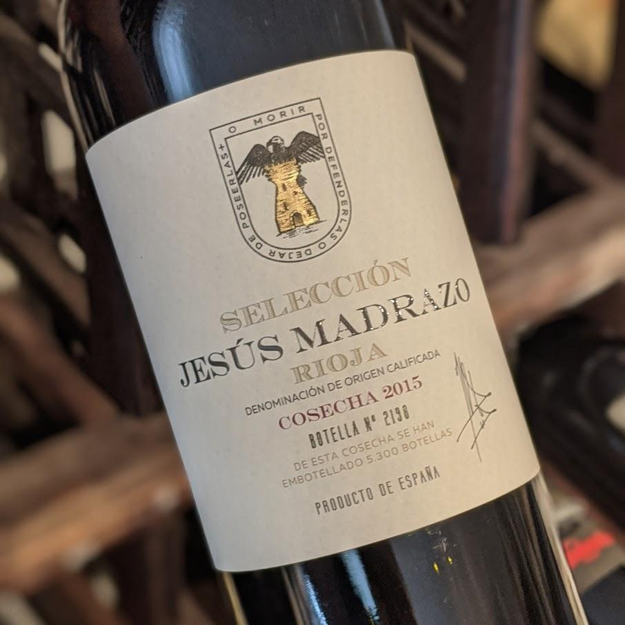 Seleccion Jesus Madrazo Rioja 2015 Spain-La Rioja-Red Seleccion Jesus Madrazo - MCF Rare Wine