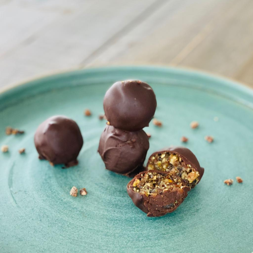 Ojas Chocolate Truffles