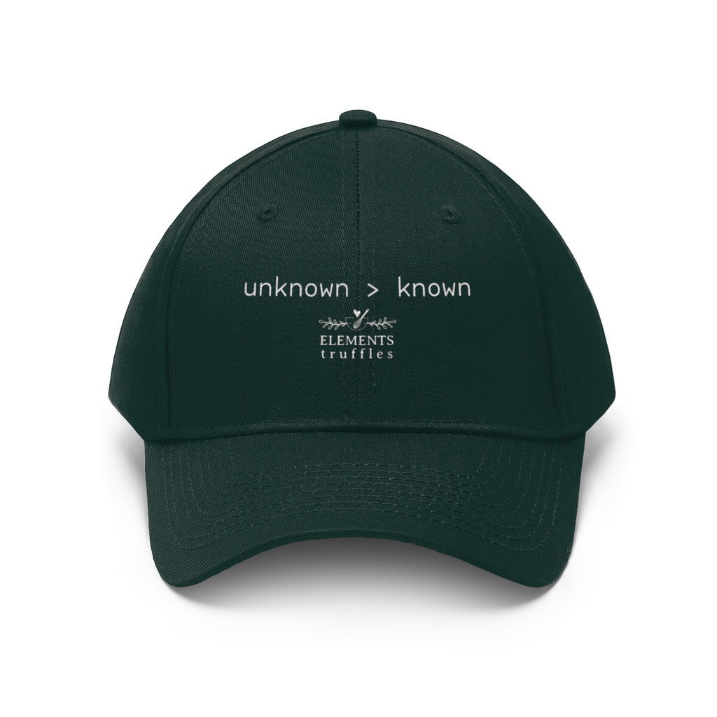 Unknown > Known Twill Hat