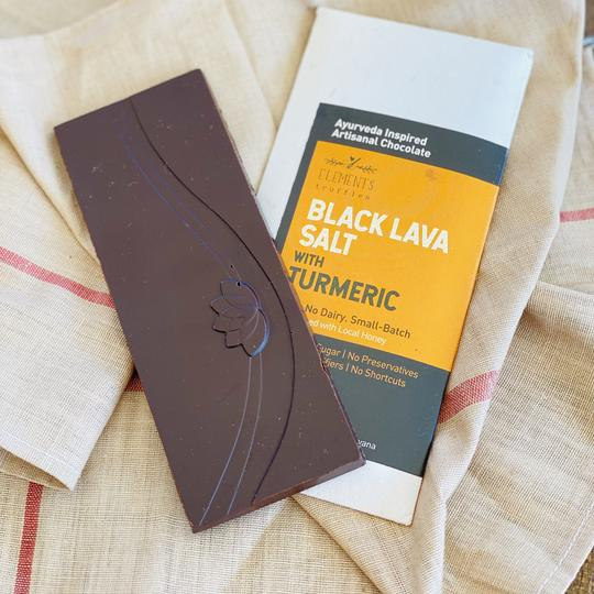Elements Sampler : 9 Assorted Bars + Drinking Chocolate + Coco Fuel