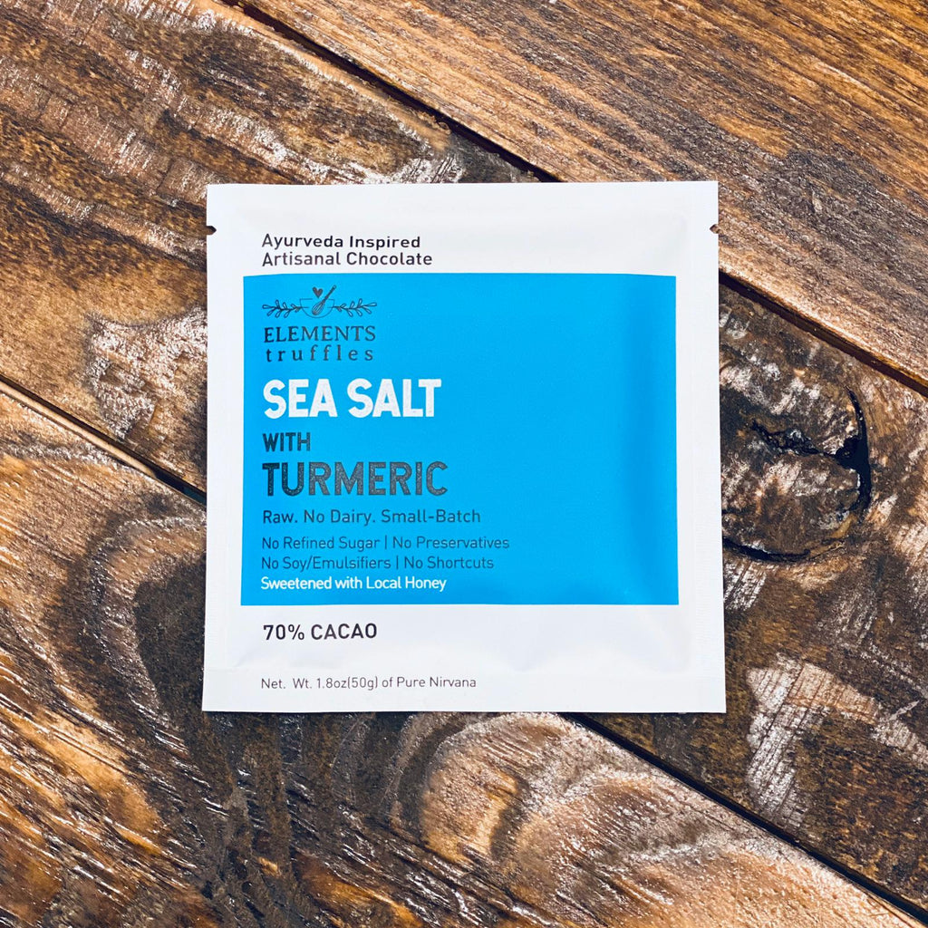 Sea Salt with Turmeric
