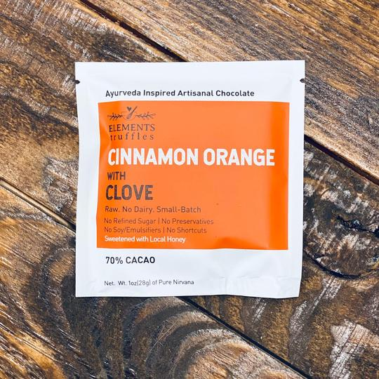 Cinnamon Orange with Clove