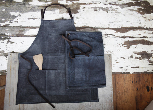 Artisan Canvas Apron and Waiter Apron