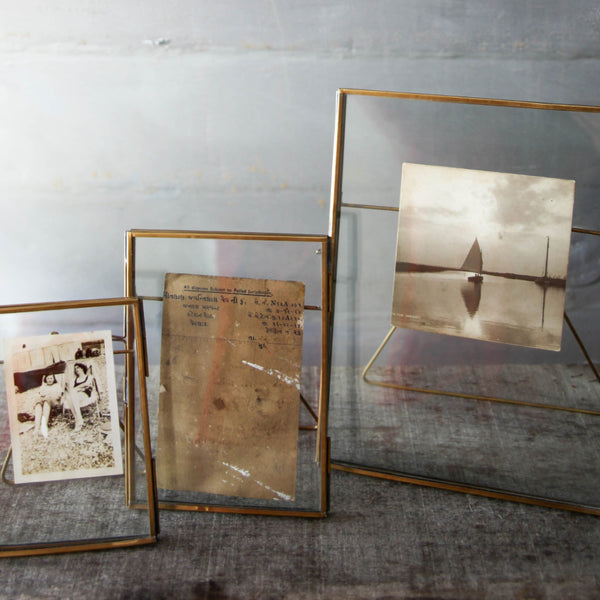 Photo and Picture Frames - Danta Brass
