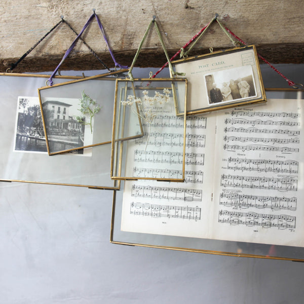 Photo and Picture Frames - Kiko Brass