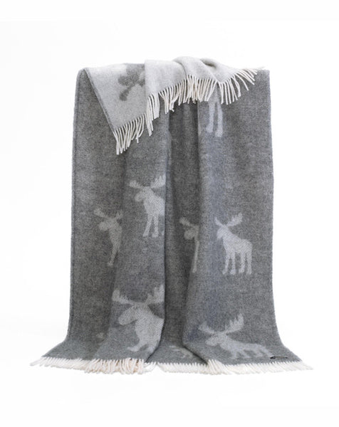 Soft Woollen Throws.
