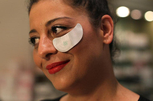 Pitching a Patch for Puffy Eyes