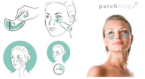 Patchology: Fight Wrinkles As You Sleep (as I do!)