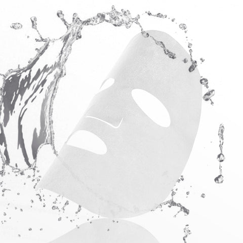 FlashMasque with Water Splash