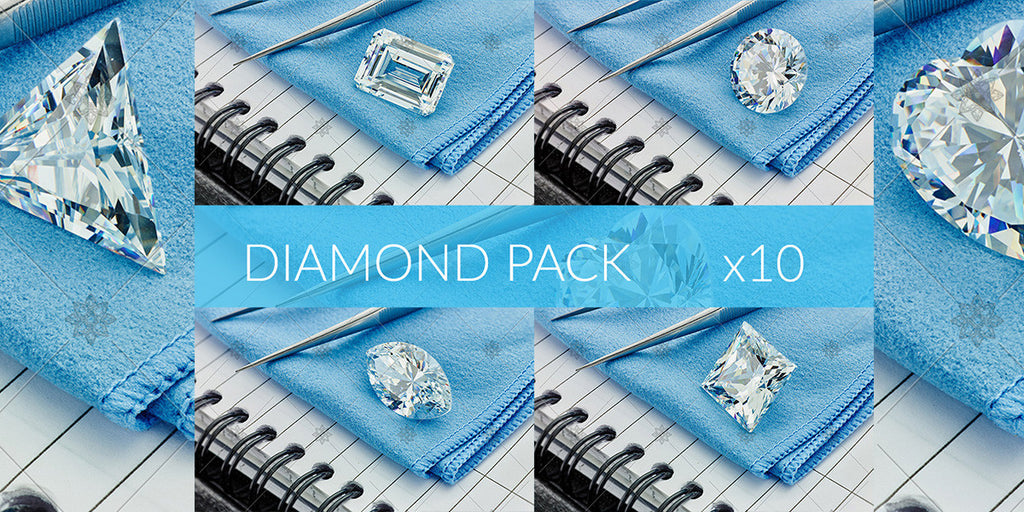 New Diamond Marketing pack for Jewellery Sales