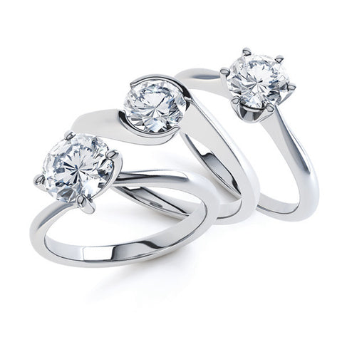 Diamond Jewellery & Ring Images