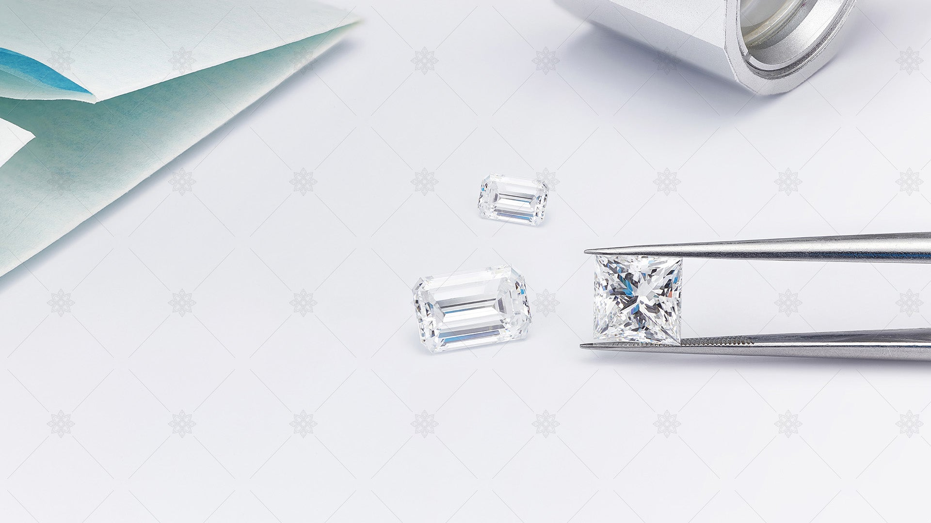 Certified Diamonds Website Banner