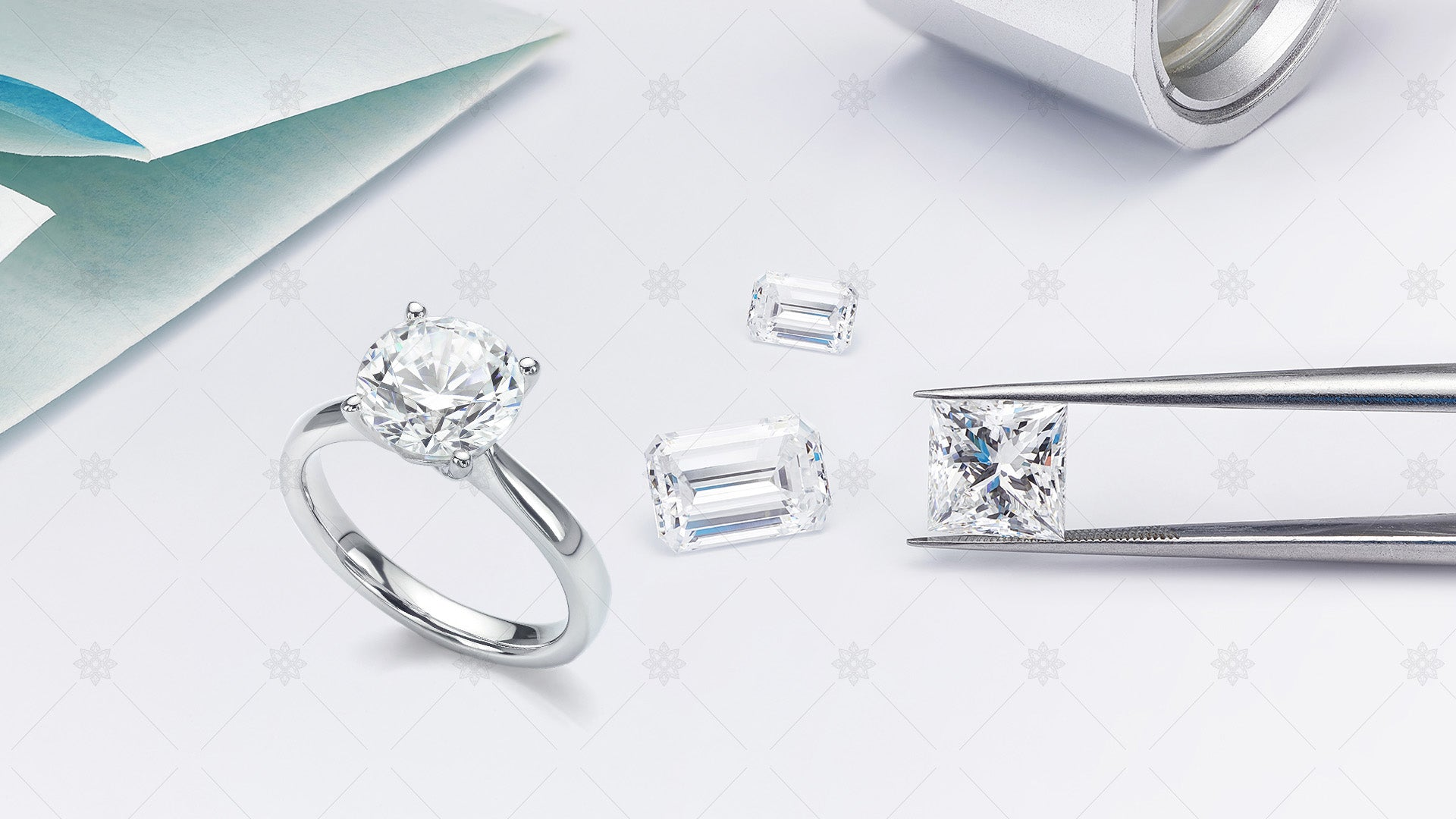 Jewellery Website Banner design