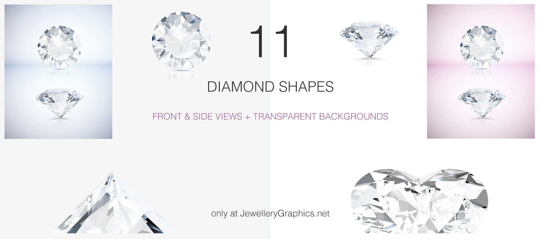 diamond shape images for websites