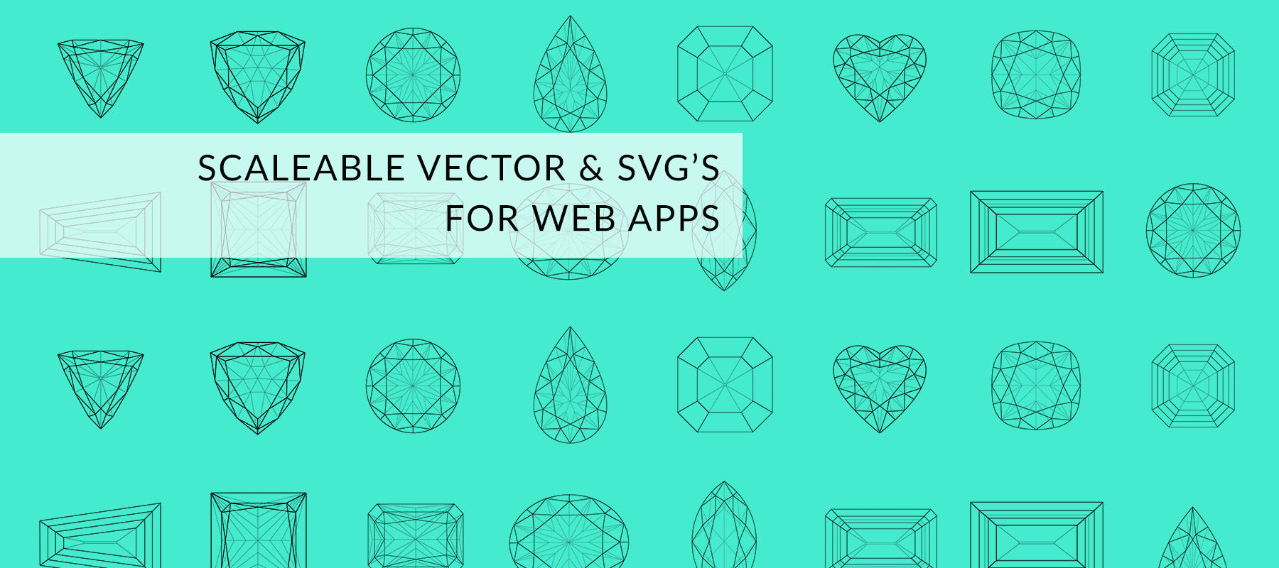 diamond svg files