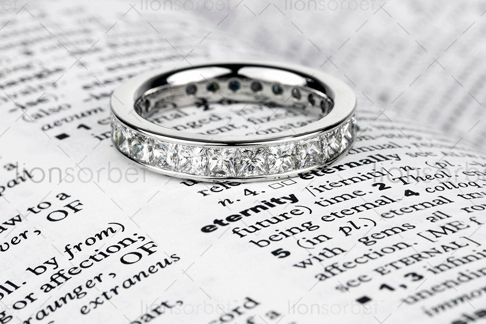 Eternity ring and dictionary